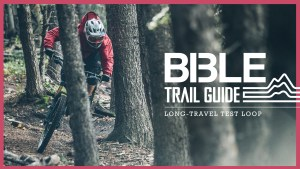trail guide long travel
