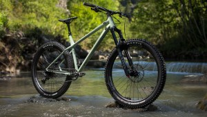 Commencal Meta HT AM Front Angle
