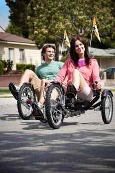 best outdoor recumbent bike for seniors