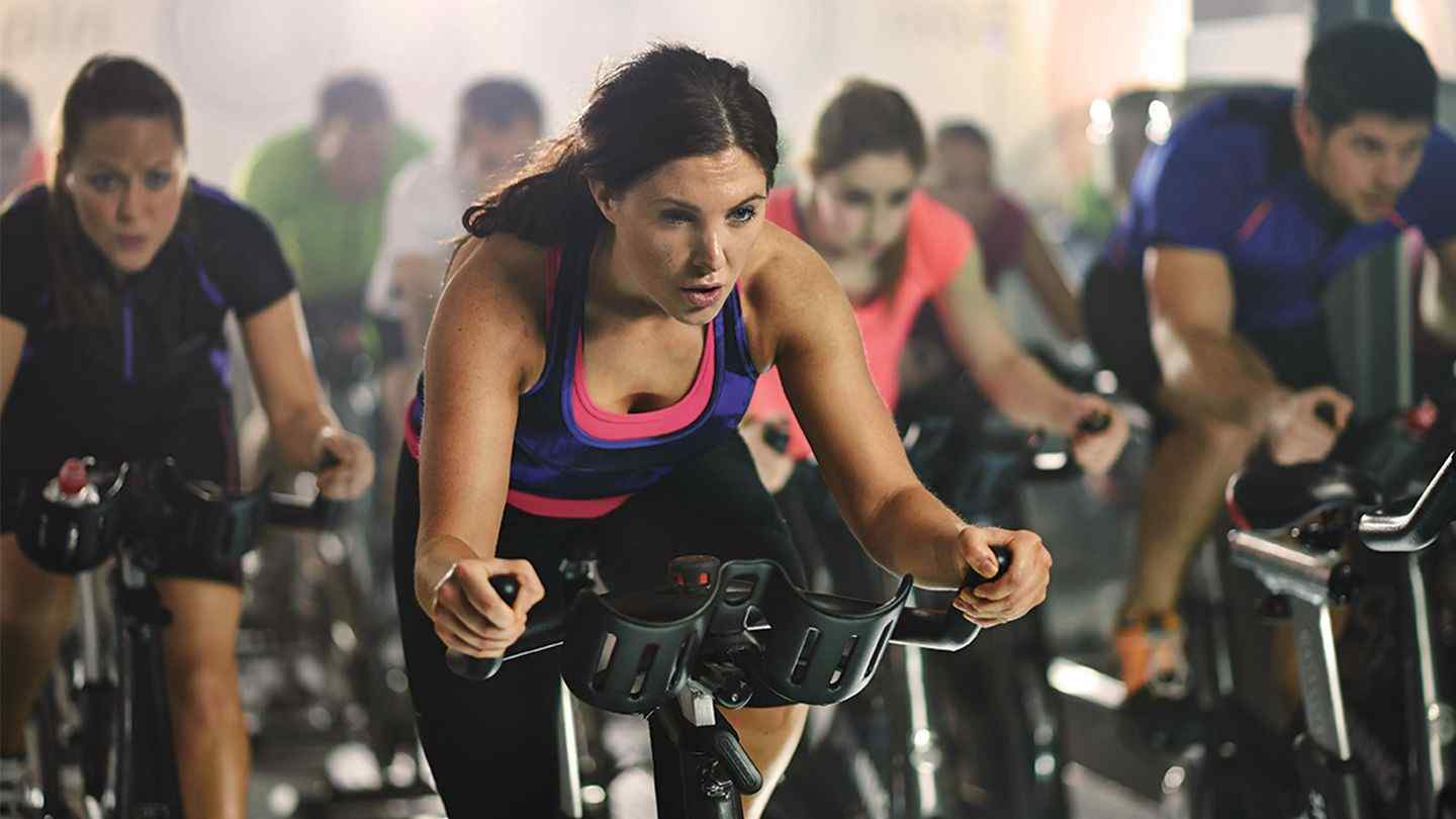 How to Get a HIIT Indoor Bike Workout