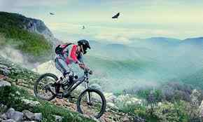"""Merax 26"""" Aluminum Electric Mountain Bike"""