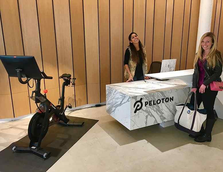 how much is a peloton exercise bike