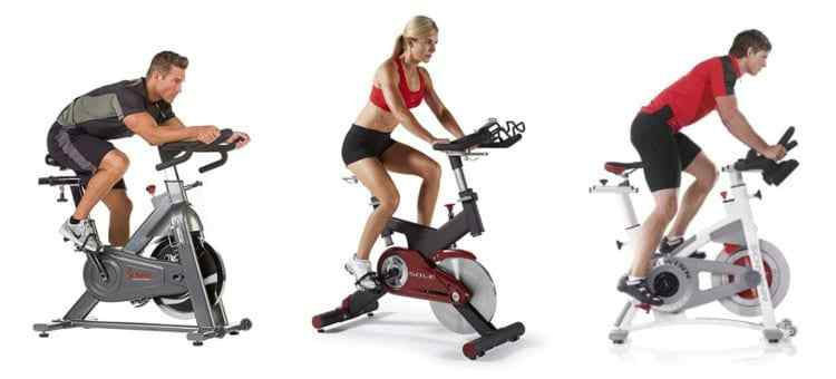 Exercise Bikes vs Spin Bikes and Indoor Cycle Bikes