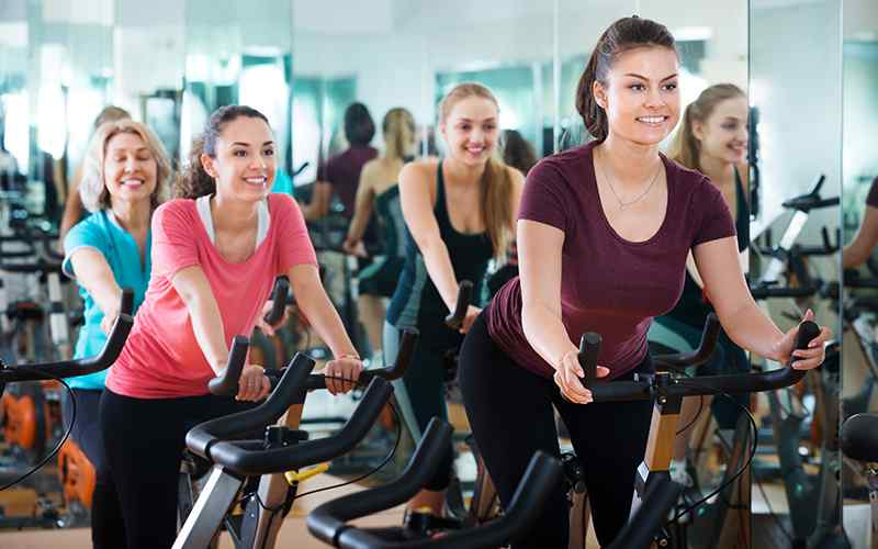 How to lose weight on an exercise bike