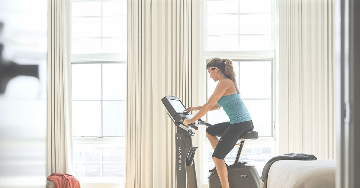 Burning Calories on a Spinning Bike