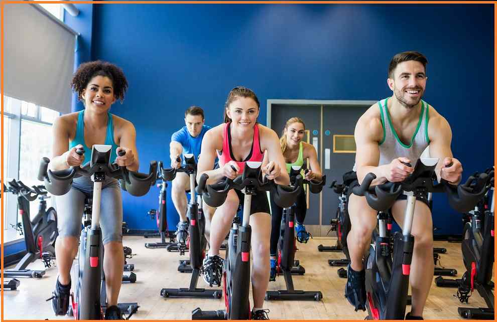 spinning bike workout for beginners