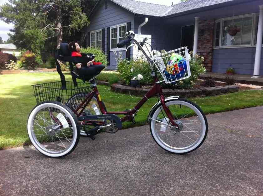 Works man Port-o-Trike Single