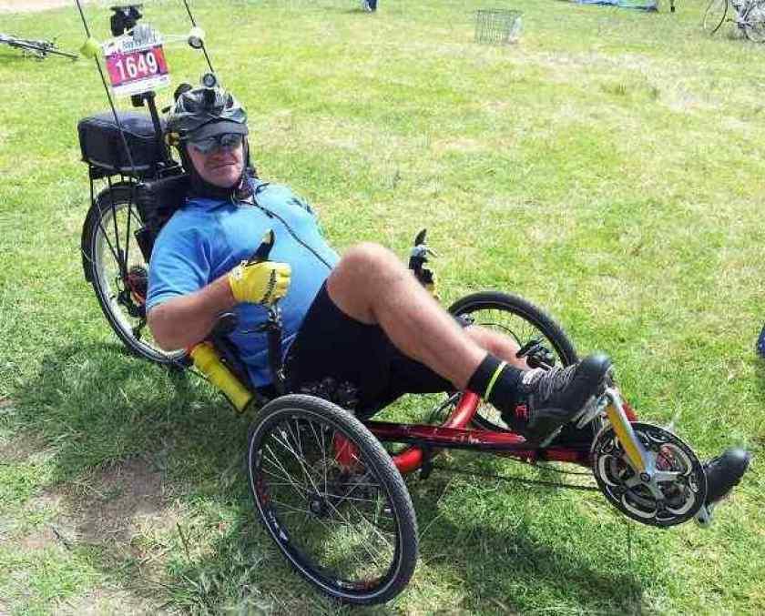 Performer JC70 Recumbent Trike