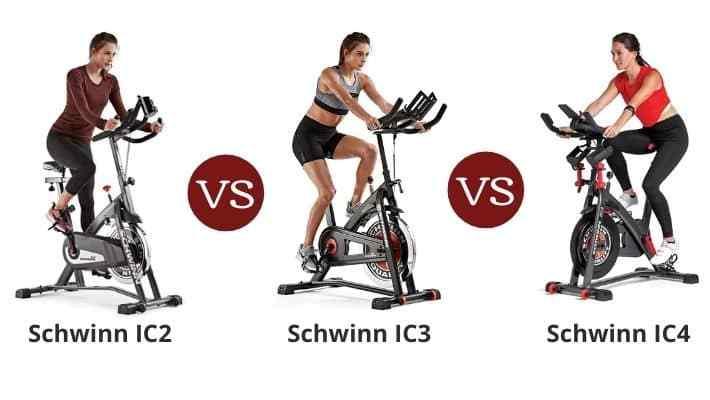 Schwinn ic3 vs. ic4