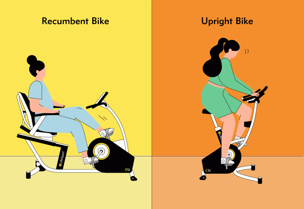 Recumbent Bike vs Upright Bike: Which Is Best For You