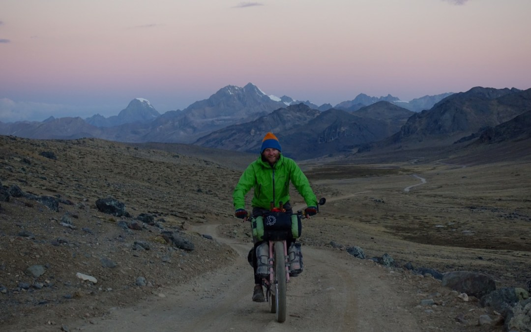 Bikepacking The Peru Divide Trail