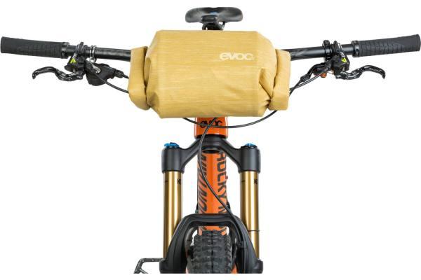 Bikepacking EVO handlebar BOA creme 5L 4