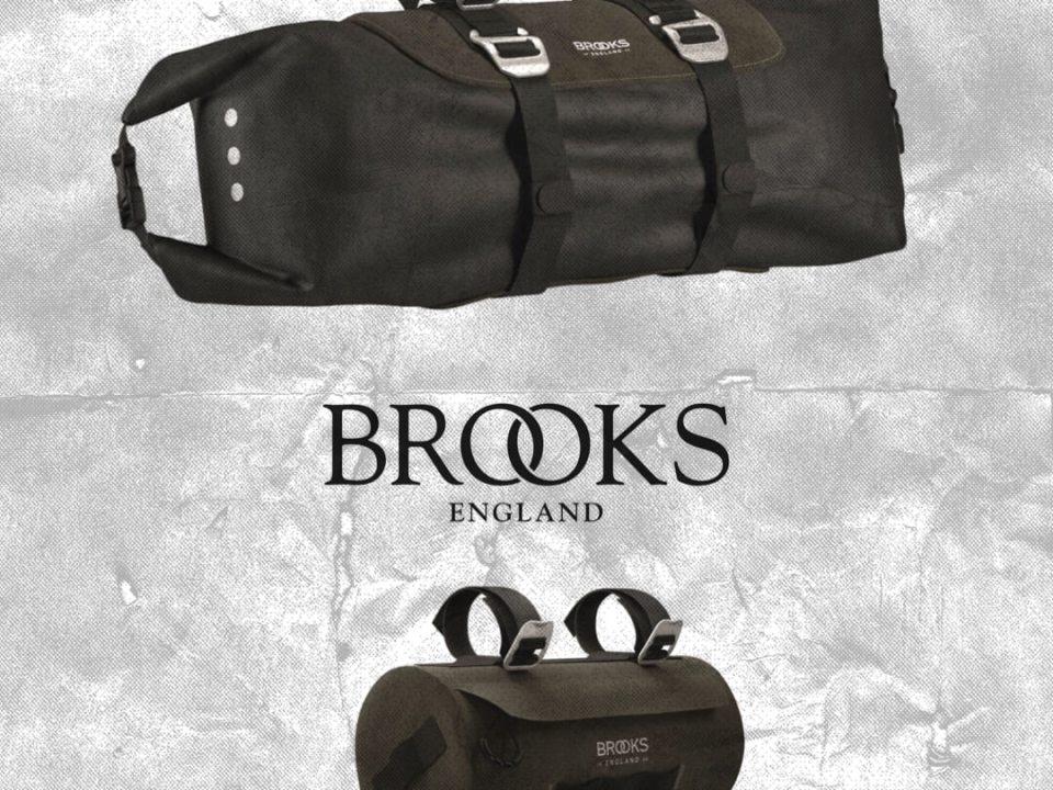 Brooks scape bikepacking tassen