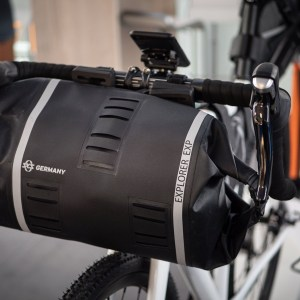 SKS Explorer EXP bikepacking stuurtas barbag