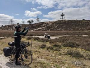 Bikepacking trip in Nederland