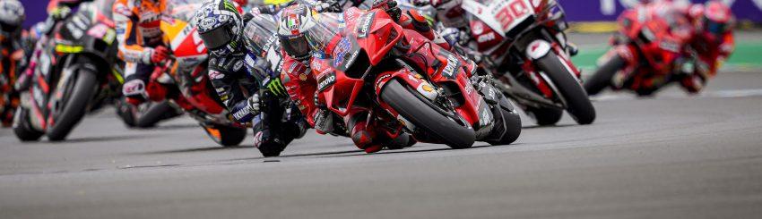 MotoGP-kaos på Le Mans: Ny sejr til Jack Miller og Marquez i dobbelt-styrt
