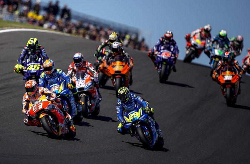 MotoGP: Her er den nye løbskalender