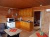 Namsos Camping Hütte innen