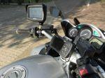 TomTom Rider an einer Yamaha FJR