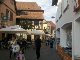 Unterwegs in Sinsheim