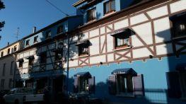 Hotel Aux 2 Roses in Neuf Brisach
