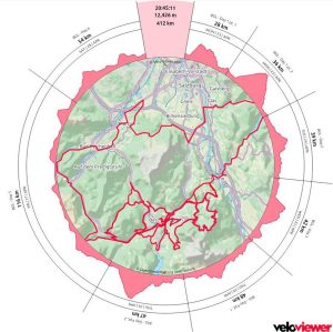 Veloviewer Activity Wheel