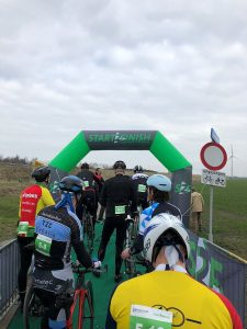 At the start of the ITT in 2018