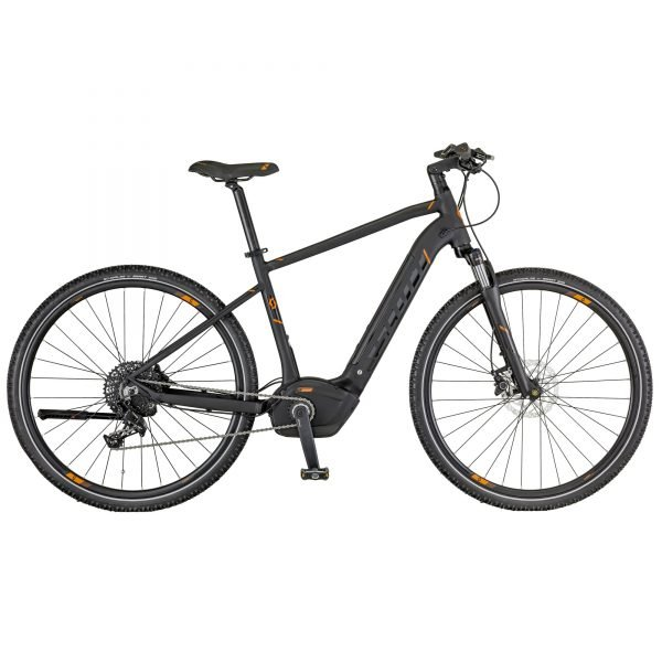 Rental scott-e-bike