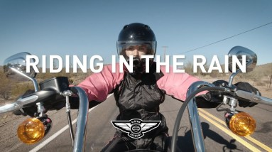 How-To: Riding in the Rain | Harley-Davidson Riding Academy