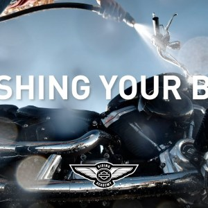How-To: Washing Your Bike | Harley-Davidson Riding Academy