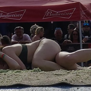 2021 Cabbage Patch Coleslaw Wrestling Final: Cookie vs Misty (Daytona Bike Week)