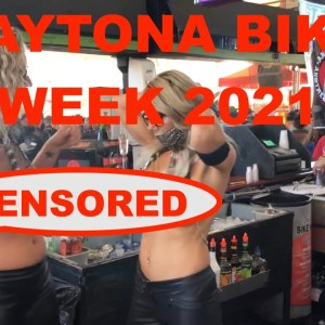 Daytona Beach Bike Week 2021, 80th anniversary (Part 3)