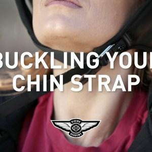 How-To: Helmet Chin Strap | Harley-Davidson Riding Academy