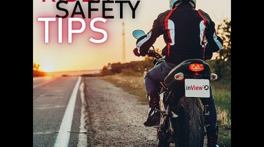 Intro to RIDER SAFETY TIPS