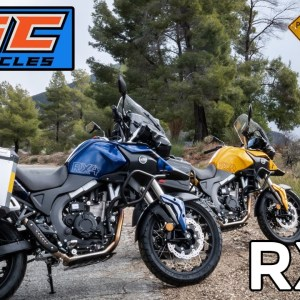 New 2021 CSC RX-4 450cc Adventure Motorcycle