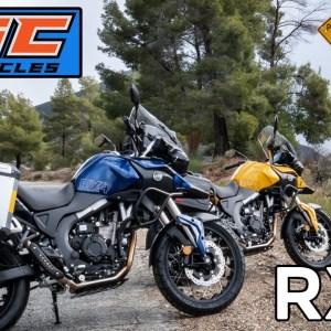 New 2021 CSC RX-4 450cc Adventure Motorcycle