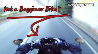 BETTER WAY TO LEARN TO RIDE A MOTORCYCLE
