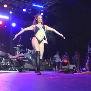 Bikini Contest - 2019 Miss Leesburg Bikefest