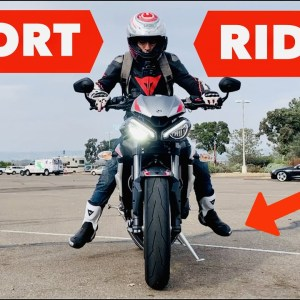 Motorcycles and Short Riders - Tips and Tricks For Short People!