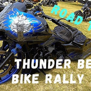 2021 THUNDER BEACH BIKE RALLY / PANAMA CITY FLORIDA