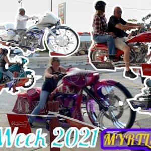 Bike Week Rally 2021- Myrtle Beach SC. Harley-Davidson- pt.1
