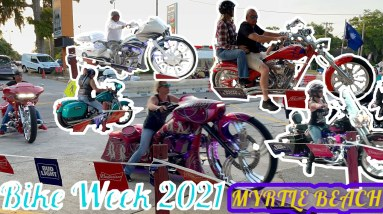Bike Week Rally 2021- Myrtle Beach SC. Harley-Davidson- pt.1