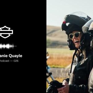 Episode 26 — Stephanie Quayle | H-D Podcast