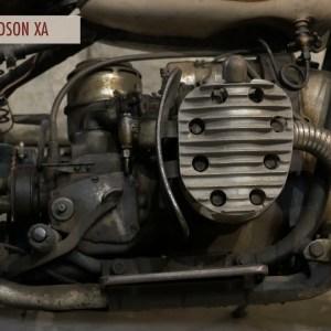 Motor Monday - 1942 Harley-Davidson XA