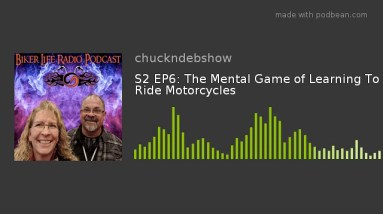 S2 EP6: The Mental Game of Learning To Ride Motorcycles