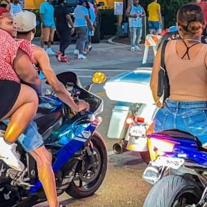HOLLY MOLLY **NIGHT PARTY** Black Bike week 2021 - Myrtle Beach