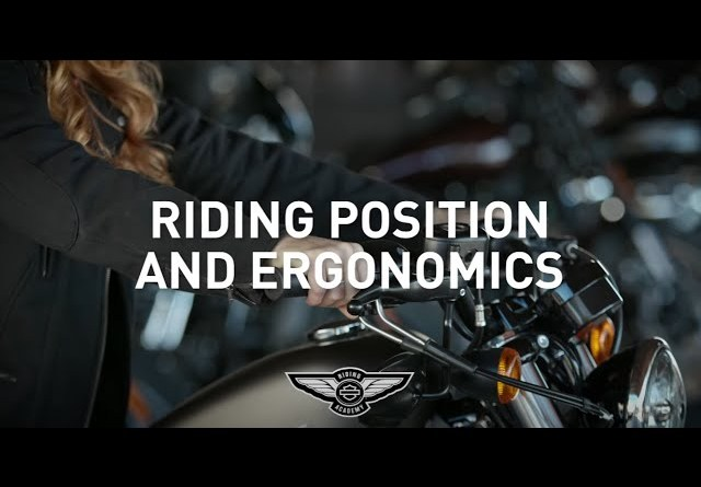 How-To: Riding Position | Harley-Davidson Riding Academy