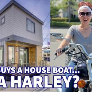Boat or BIKER BABE?