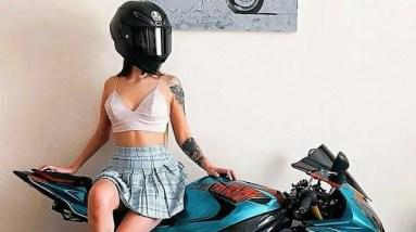 Hot Biker Girls and Crazy Biker Boys 2021