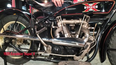Motor Monday -  1925 Excelsior Super X